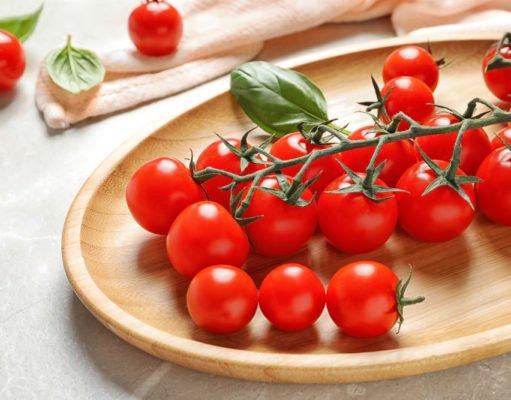 Tomaten lagern