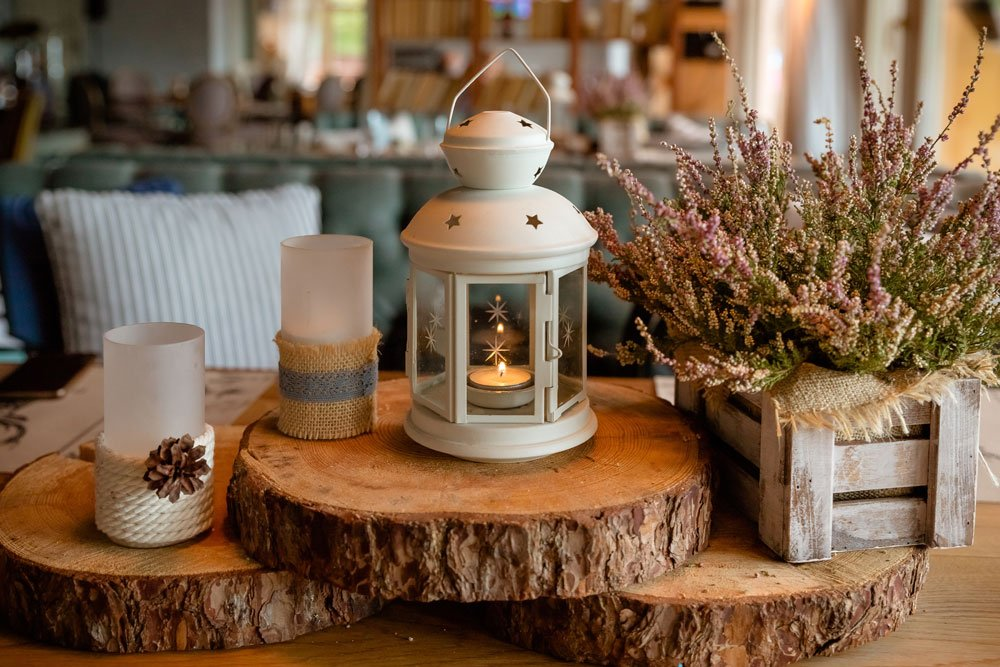 Gartnehaus Lampen Kerzen