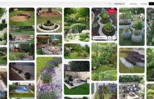Gartengestaltung Pinterest