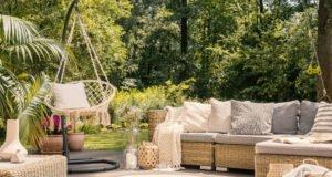 Outdoor-Wohnzimmer einrichten