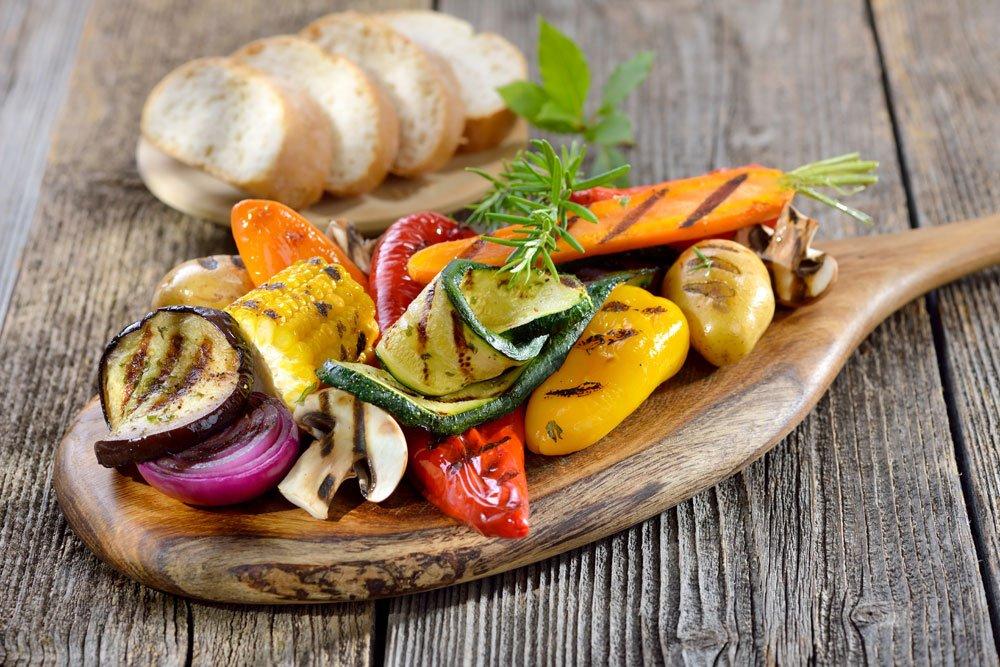 Antipasti Gemüse