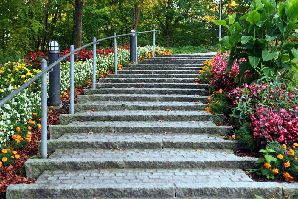 gartentreppe ideen und tipps zur treppengestaltung