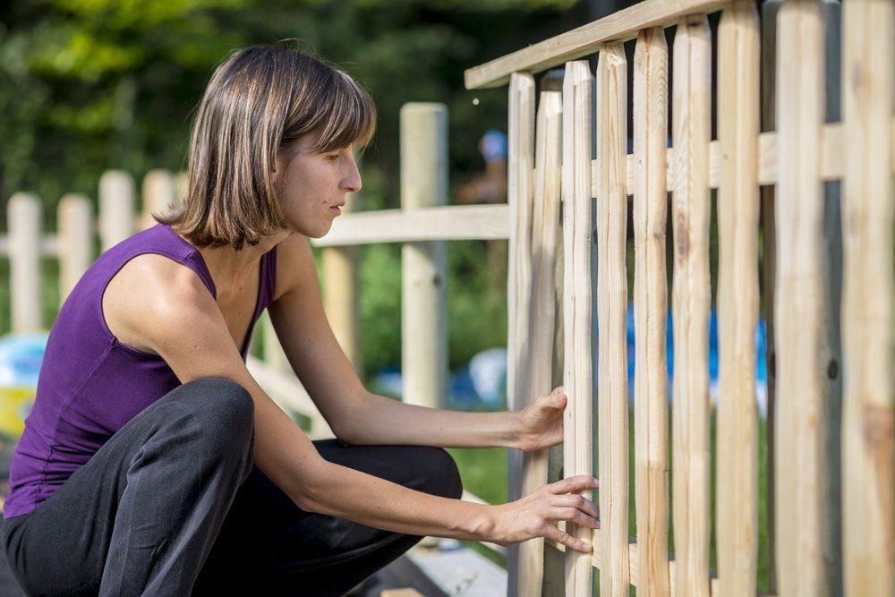 Holzzaun selber bauen – Material & Anleitung