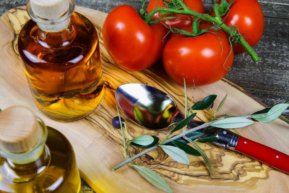 Tomaten in Öl einlegen
