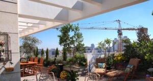 Gartenmöbel-Sets für die Dachterrasse