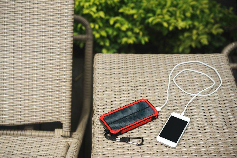 Mobile Solar-Powerbank