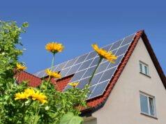 Solarthermie- & Photovoltaikanlagen im Garten