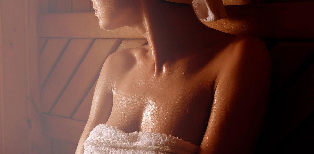 Schwitzen: Hautgesundheit verbessern