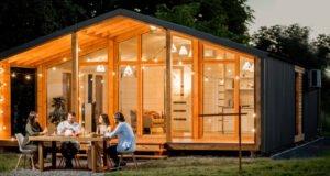 Gartenhaus mit Strom versorgen