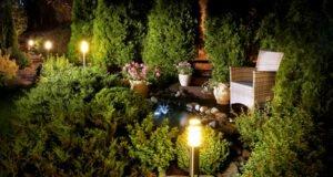 Garten Beleuchtung