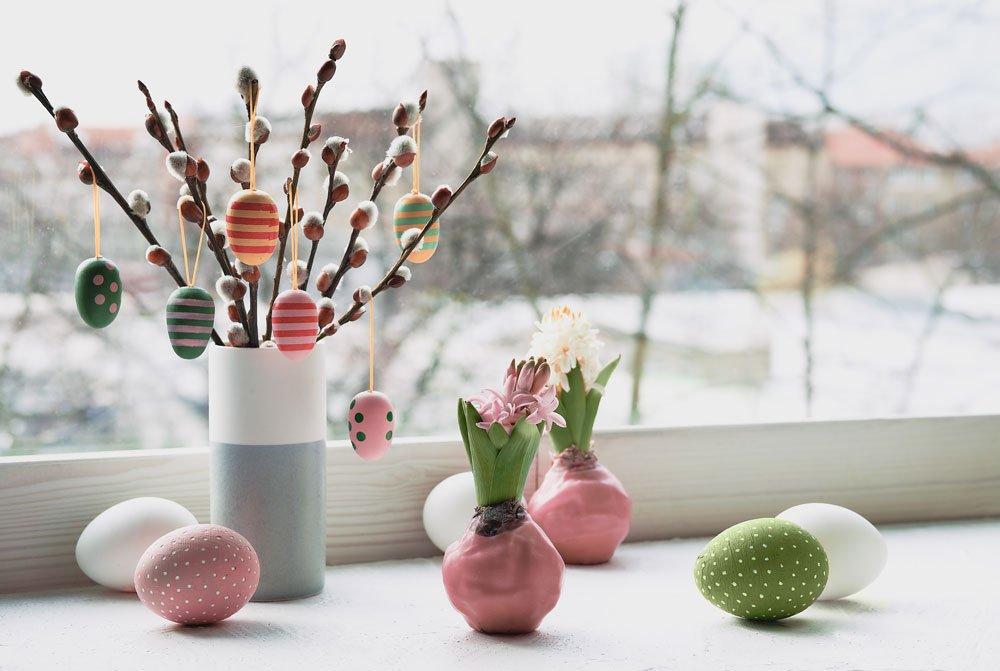 DIY Blumenzwiebeln in Wachs – So gedeihen Hyazinthen & Co. auch ohne Erde