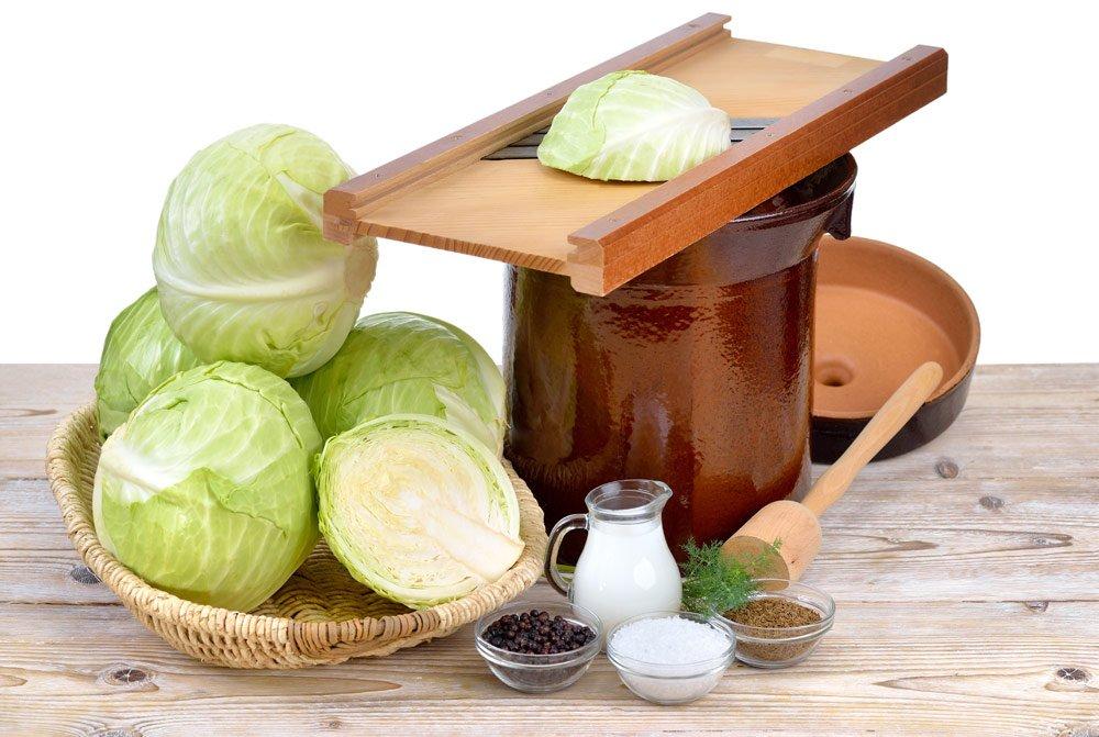 Gemüse fermentieren im eigenen Saft