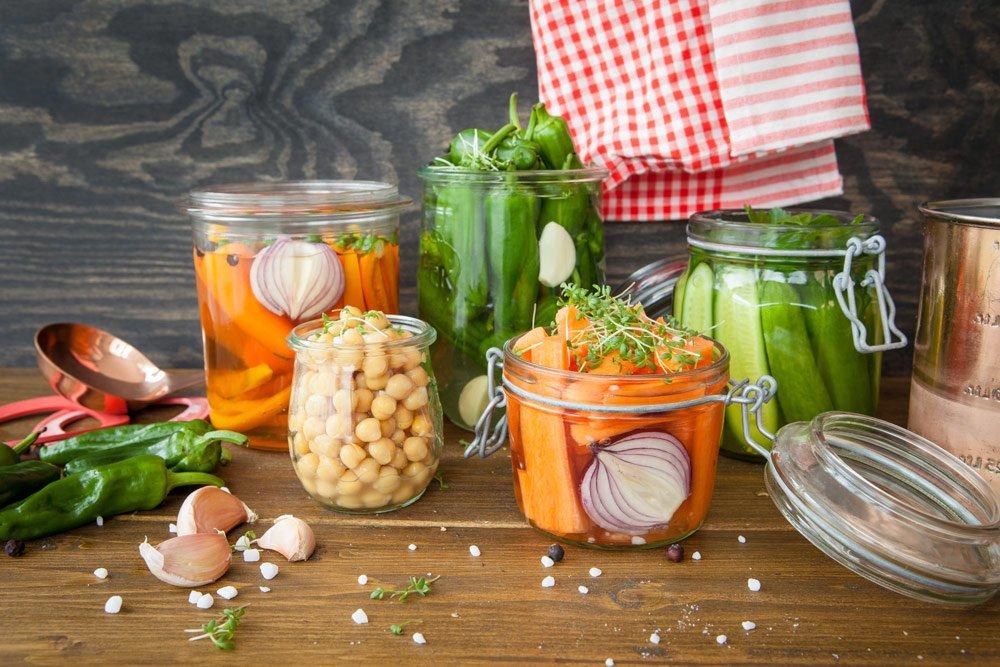 Gemüse fermentieren: Gemüsesorten