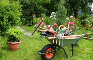 Garten Jahreszeiten