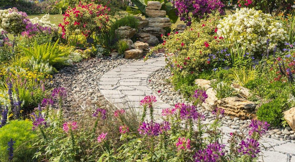 Tigerschnegel-freundliche Gartengestaltung