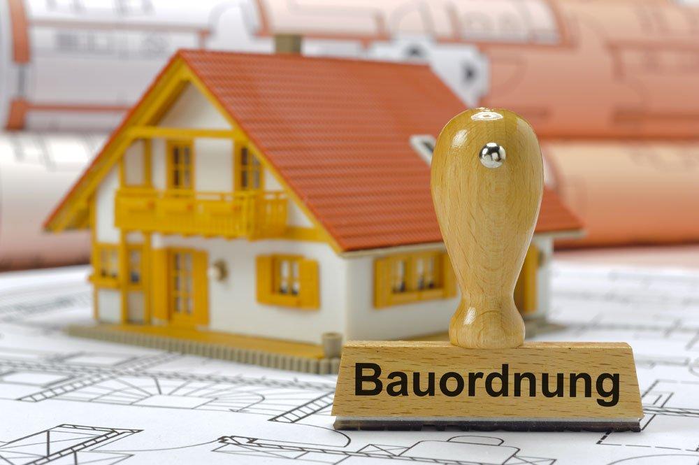 Baugenehmigung für einen Balkonanbau