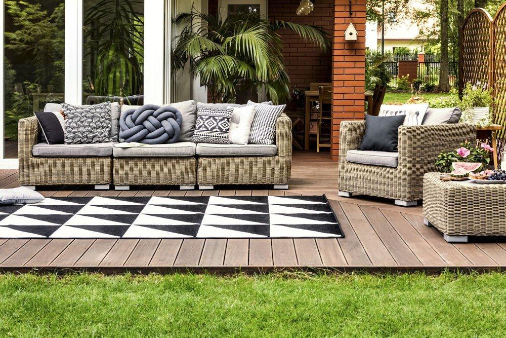 Luxus Garten Lounge