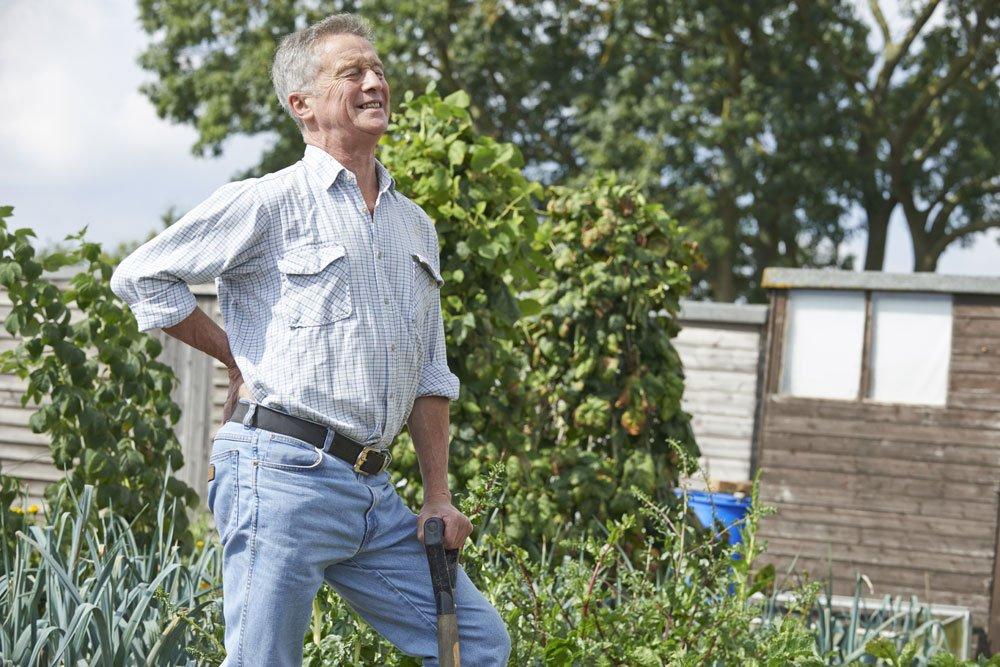 Gärtnern ohne Rückenschmerzen: Tipps für Gartenmöbel, Hochbeet & Werkzeug